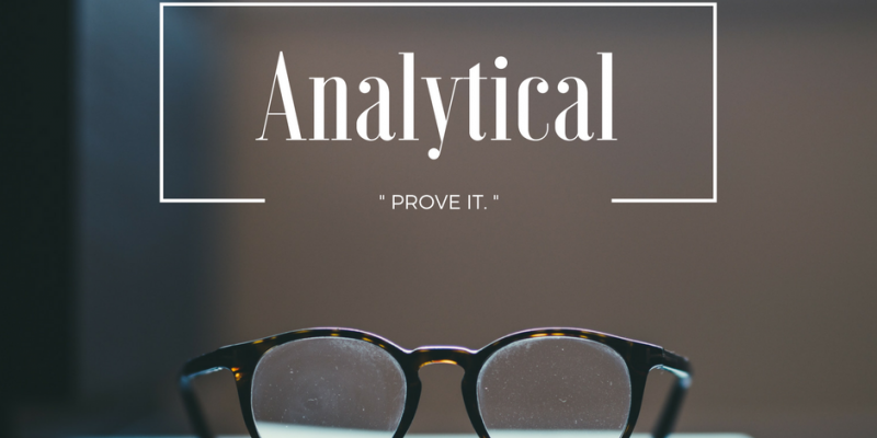 Okay, Here Are The Facts About Analytical People