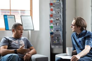 Employee respect begins with listening
